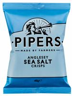 Piper Crisps 24 x 40gm Anglesey Sea Salt